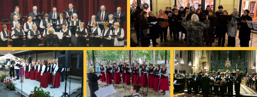 Deutscher Sängerchor Zagreb - njemački pjevački zbor