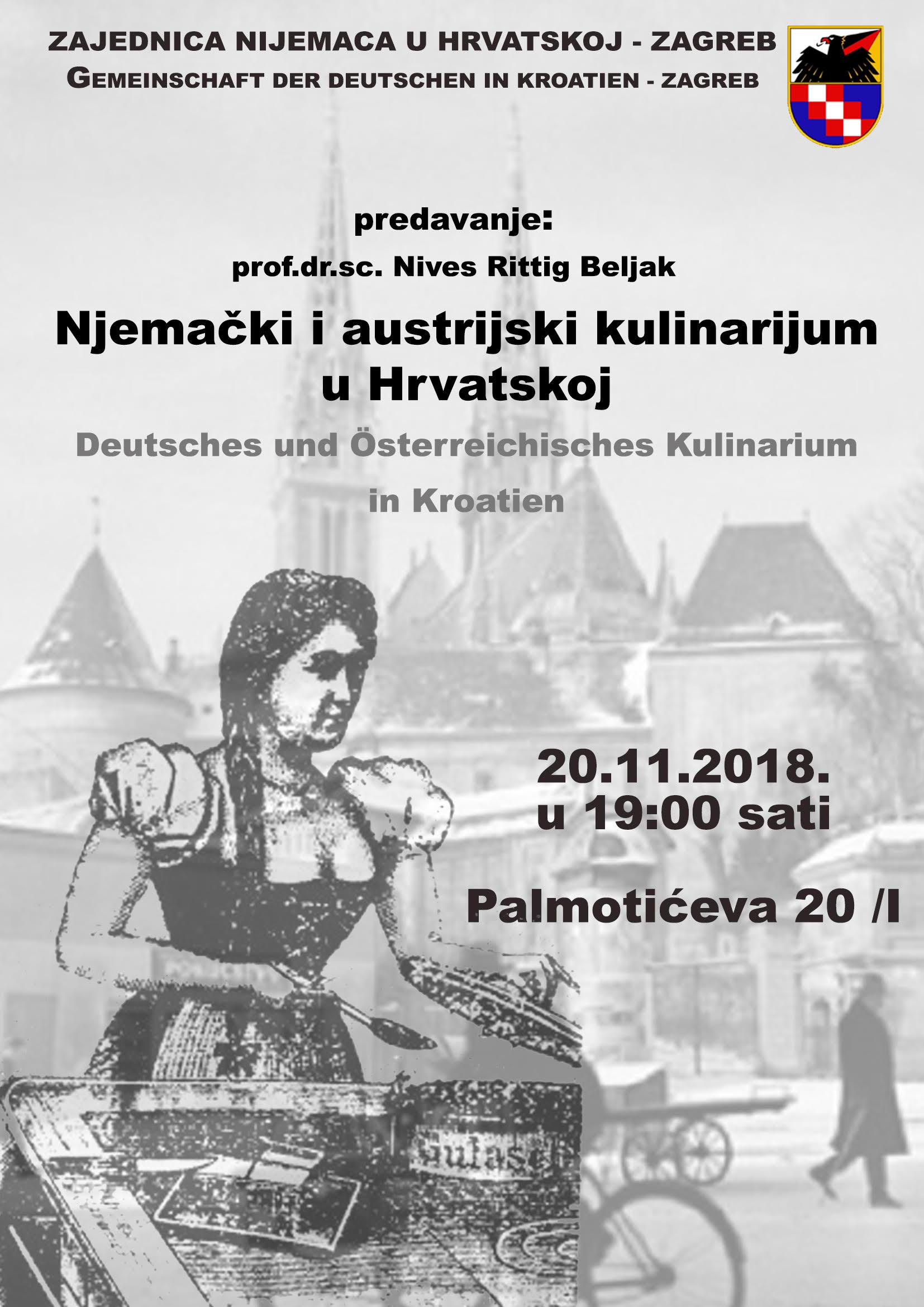 Njemački i austrijski kulinarijum u Hrvatskoj